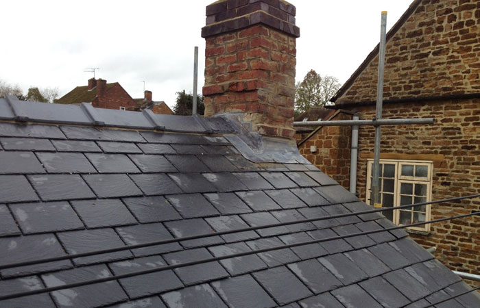 Re- roof & repairs Oxford 12
