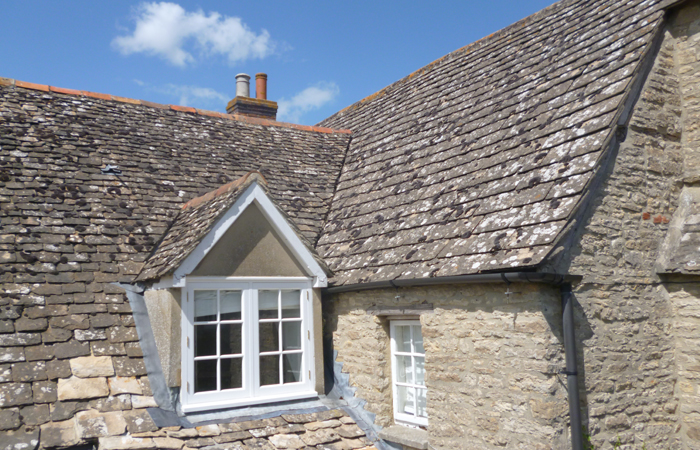 Re- roof & repairs Oxford 21