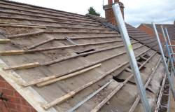 Tile roof & repairs Oxford