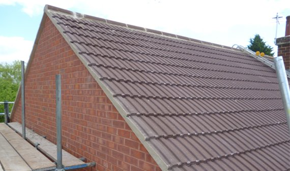 Tile roof & repairs Oxford 2